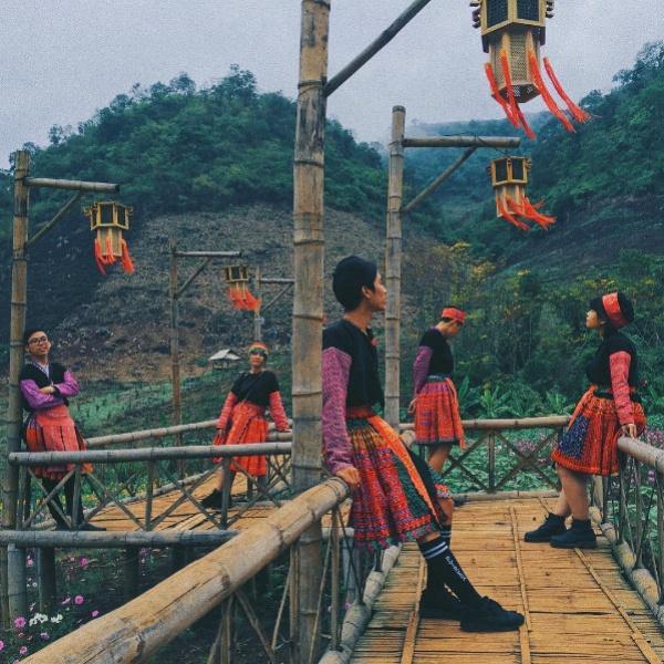 Bạn có bao nhiêu Style để sống ảo ở Mộc Châu ?