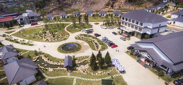 Thảo Nguyên Resort điểm đến bạn không thể bỏ qua