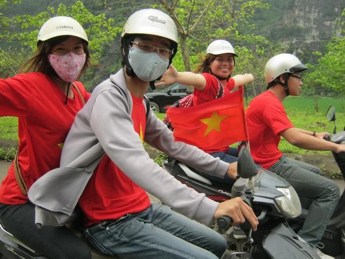Địa chỉ thuê xe máy ở Mộc Châu uy tín, giá rẻ