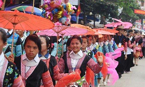 Nội dung chi tiết ngày hội văn hóa các dân tộc huyện Mộc Châu 2017