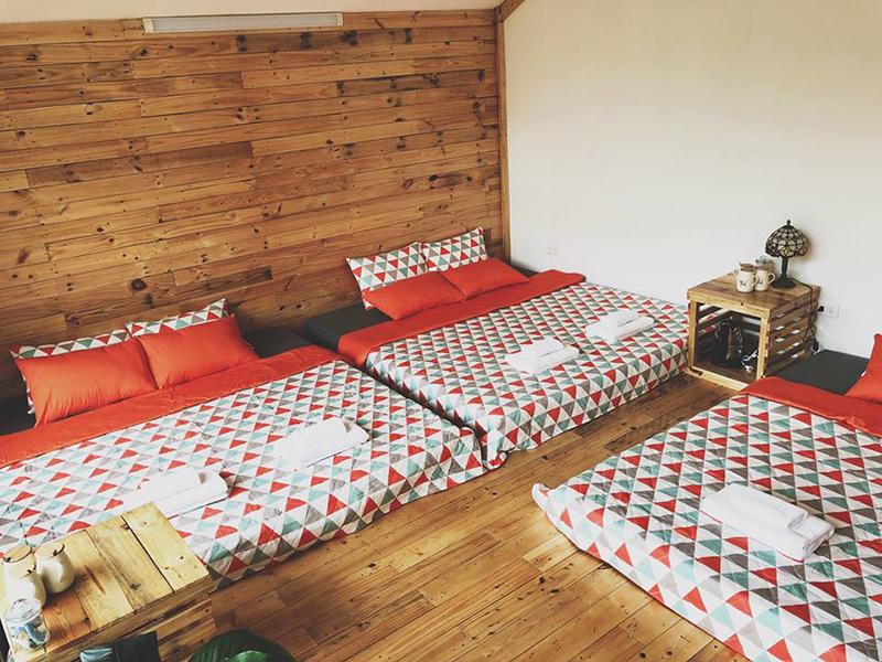 Lavallee Mộc Châu: Sớm thức giấc trong căn homestay đẹp muốn xỉu