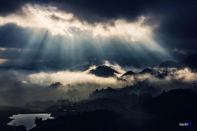 Cao nguyên Mộc Châu: Nắng sớm và hoàng hôn huyền ảo