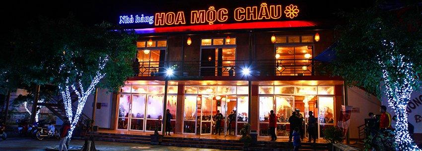 Hoa Mộc Châu – dịch vụ ăn uống, nghỉ dưỡng tốt nhất Mộc Châu