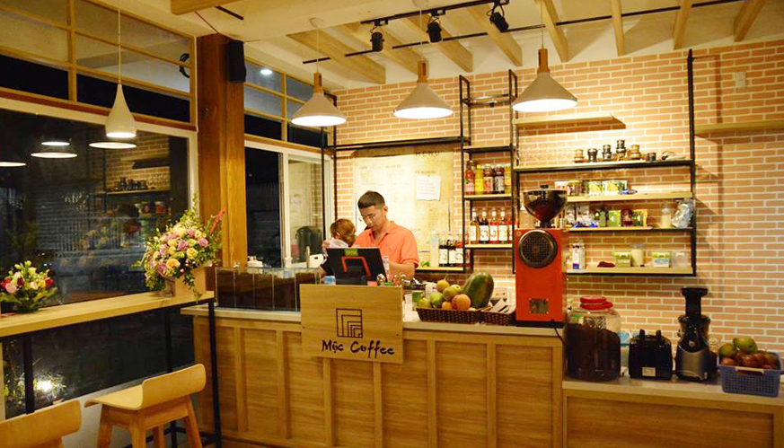 Mộc Coffee