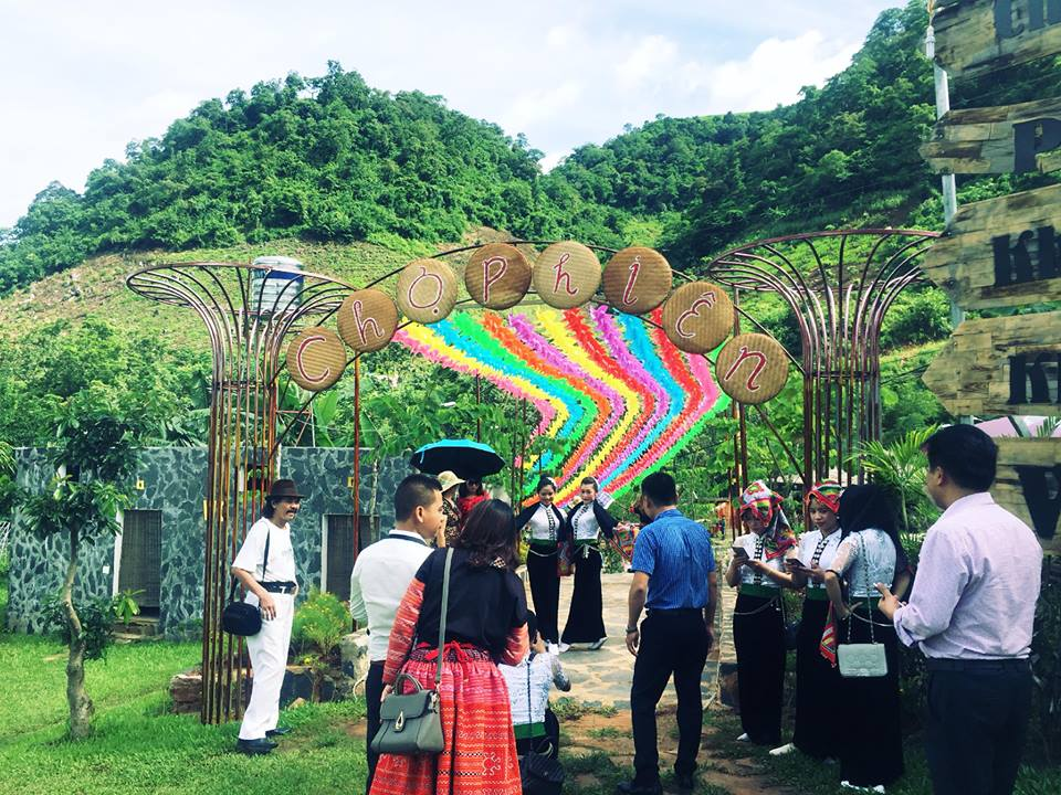 Mộc Châu Happy Land – thiên đường vui chơi nghỉ dưỡng ở Mộc Châu