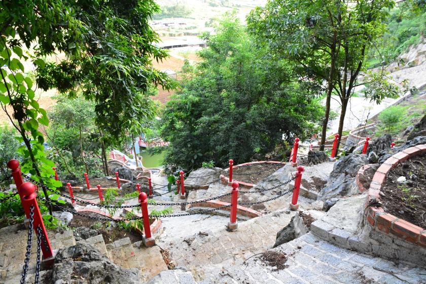 Sắc Hoa Rừng   địa điểm mới cho du khách khi đến Mộc Châu