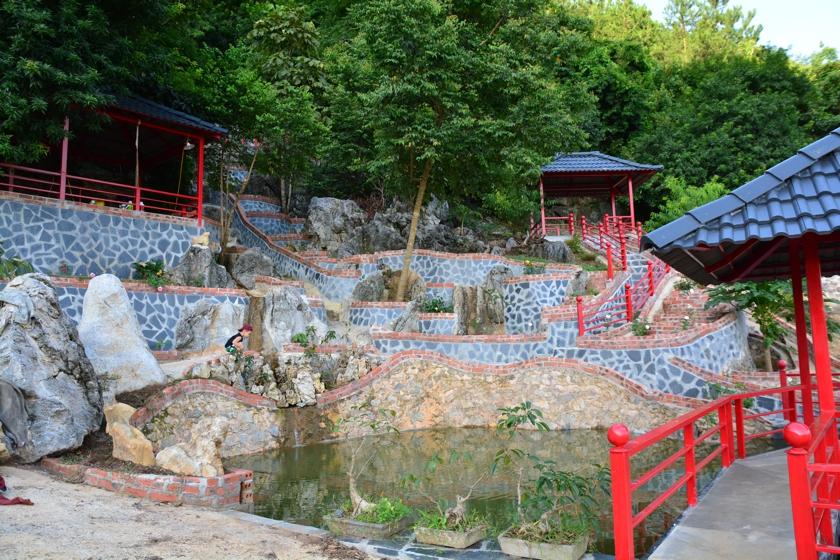 Sắc Hoa Rừng – địa điểm mới cho du khách khi đến Mộc Châu